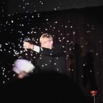 Aaron Jones Stage Show