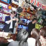Aaron Jones Bar Show
